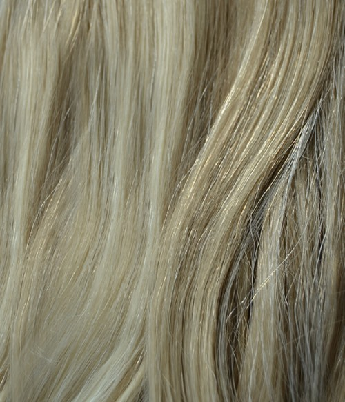 "16"" Wave Synthetic Piano Color Flip In Hair Extension E51006-Y-23"