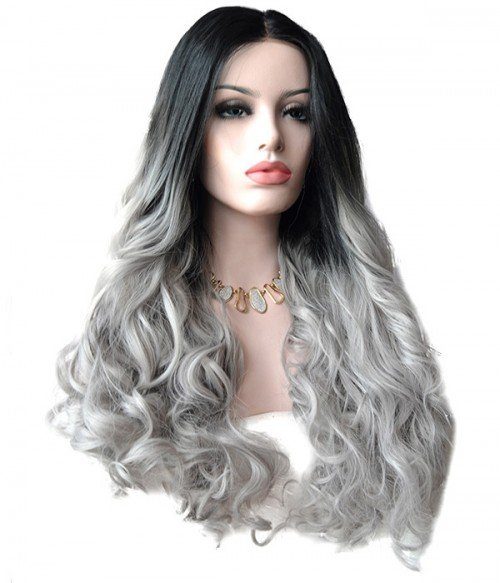 Butterfly Synthetic Lace Front Wig