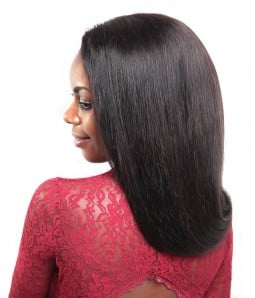 Annie Straight 100% Human Hair Lace Wig