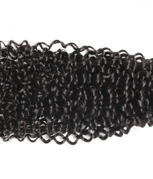 6A Unprocessed Indian Kinky Curly Virgin Remy Hair 3Pcs Lot Hair Weave