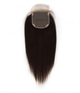 "Junie 6""x6"" Remy Human Hair Lace Closure"