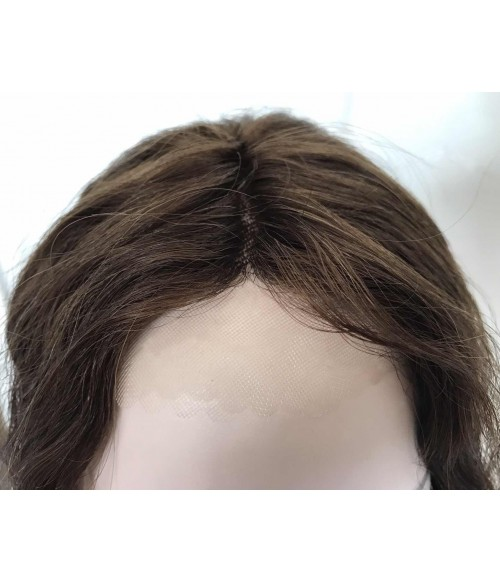 "Claire Wave Remy Human Hair Topper - 5.5""×5.5"""