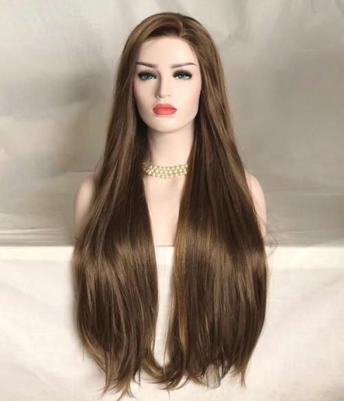 Brunette Silk