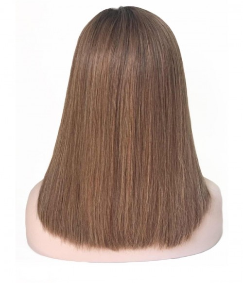 Lucky Remy Human Hair Full Lace Wig