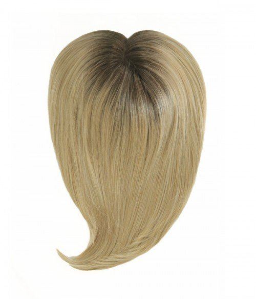 6*6.5 Elizabeth Synthetic Mono Hair Topper
