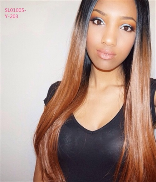 Sweety Futura Synthetic Lace Front Wig-Hot Mocha Latte