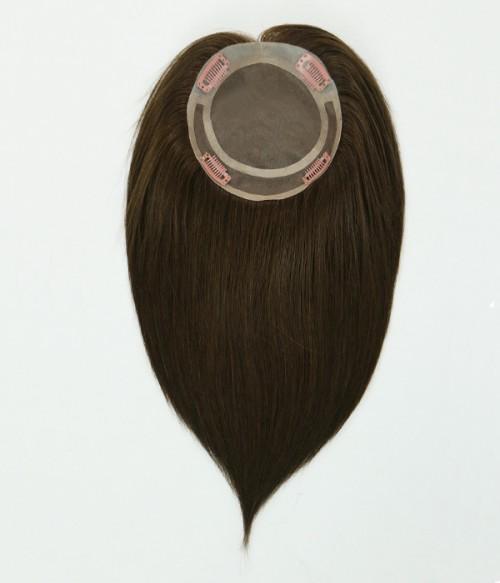 Clara Remy Human Hair Top Hairpiece