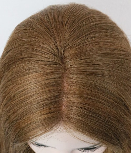 Bree - Hand-tied Mono Wig