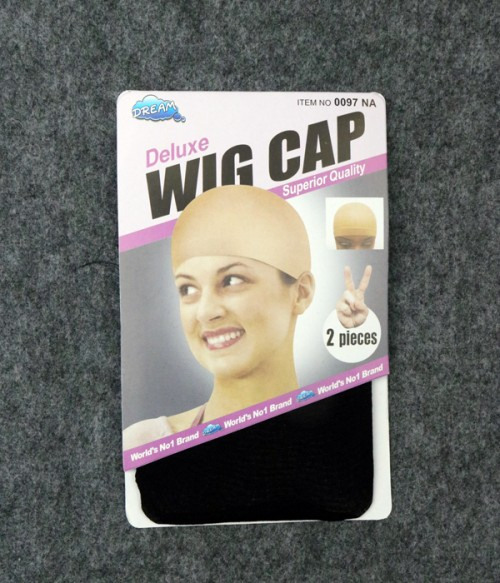 Upgraded Wig Cap/Black