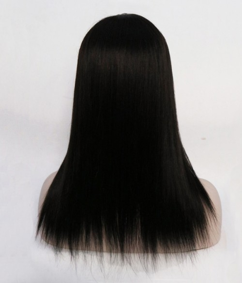 "8.5""*9"" Melanie Virgin Remy Human Hair Mono Topper"