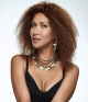 Curly Remy Human Hair Lace Wig