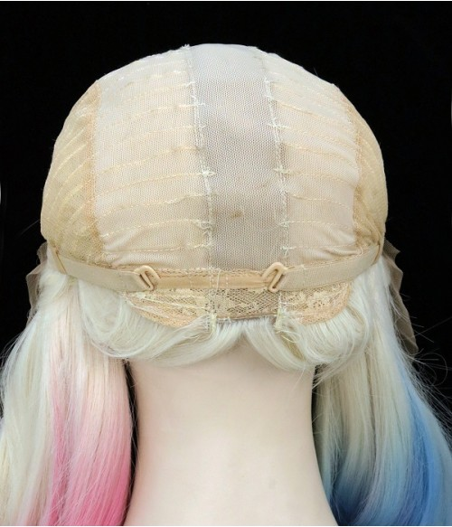 Harleen Synthetic Lace Front Wig