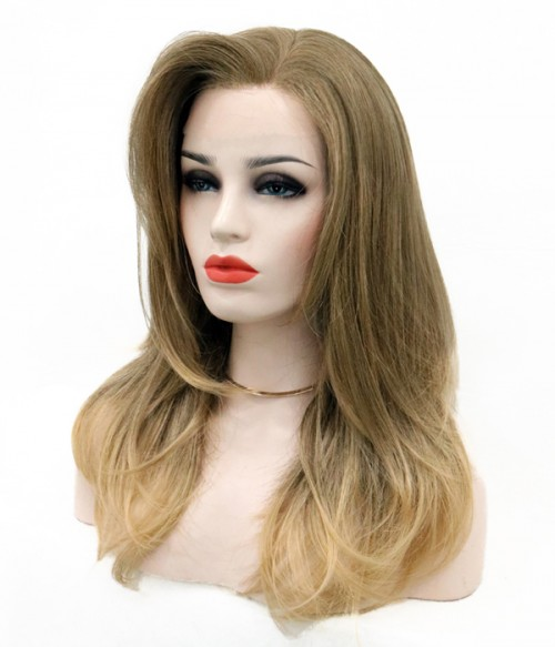 Carrie Lace Front Synthetic Wig