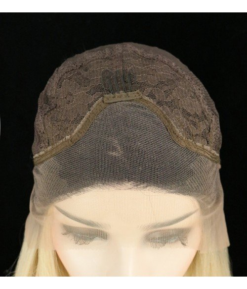 Angelia Synthetic Lace Front Wig