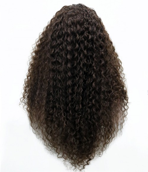 Deep Wave Remy Human Hair Lace Wig