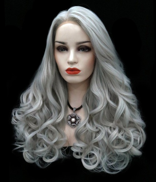 Star Synthetic Lace Front Wig