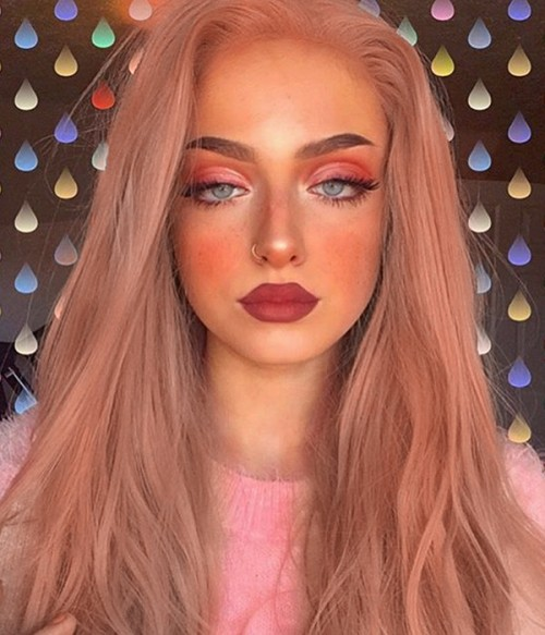 Coral Doll