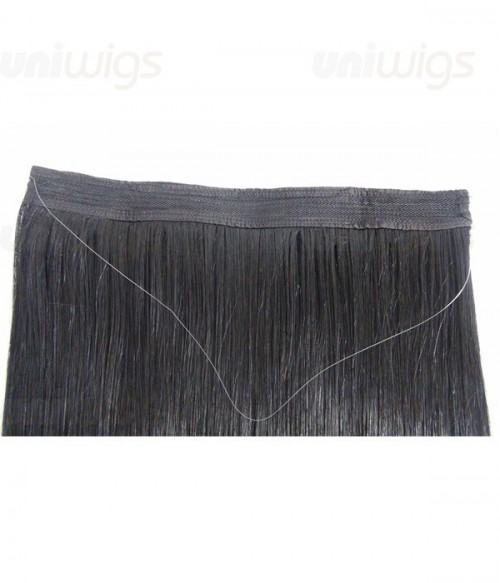 """20"""" Straight Synthetic Miracle Wire Hair Extension E52001-Y-8HI"""