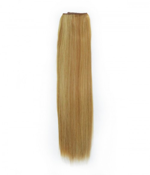 "16"" Straight Synthetic Miracle Wire Uni-Hair Extension E51007-P27/22"