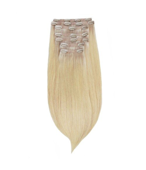 Audrey 7 Piece Clip-in Remy Human Hair Extension