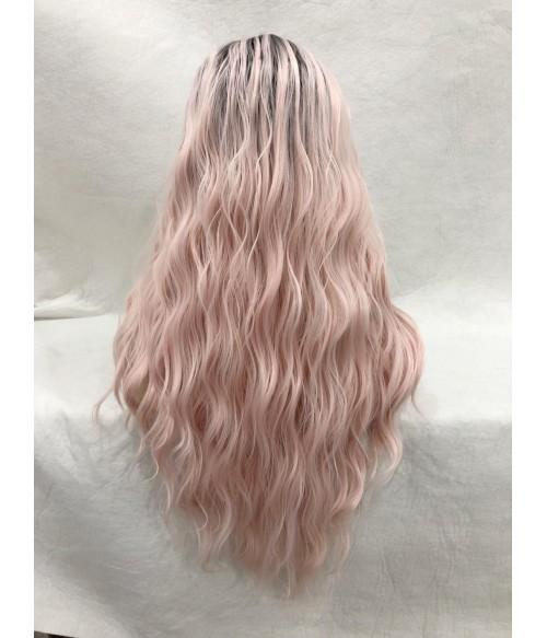 Rose Diva - Pale Pink - Loose Curl