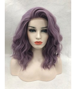 Black Swan - Ash Purple - Curly version