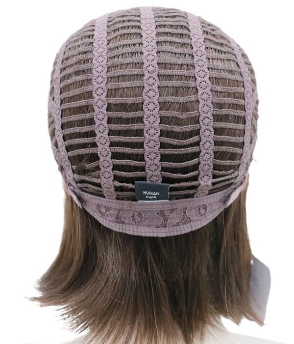 Pandora Remy Human Hair Lace Front Mono Top Wig Uniwigs