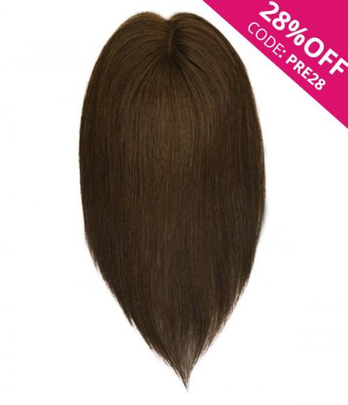 Mini Human Hair Topper