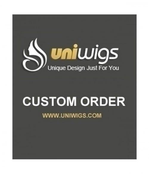UniWigs Custom Order-AA800