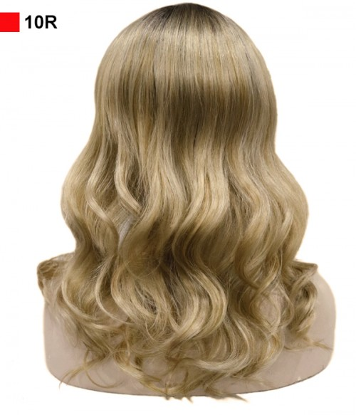 "8.5""*9"" Hope Wavy Synthetic Hair Topper"