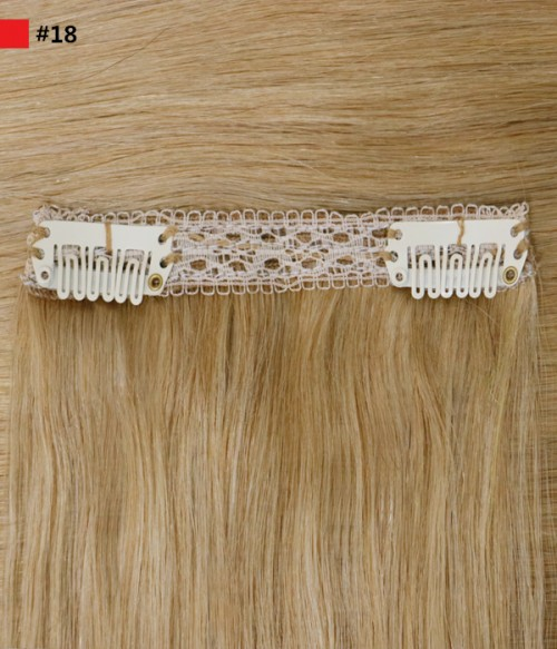 "Abigale 180G 20"" Clip In Remy Human Hair Extension"