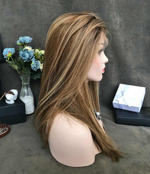 Demi - Remy Human Hair Lace Wig