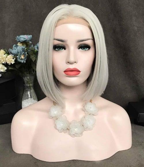 Kylie Jenner Short Blonde Bob