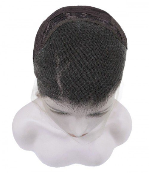 Lace Top Cap w/ Lace Front