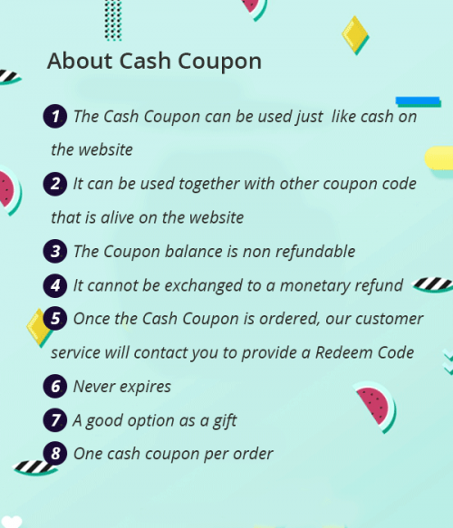 Halloween Presale Cash Coupon