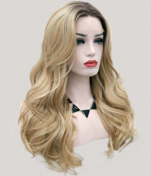 Elegance Synthetic Wig