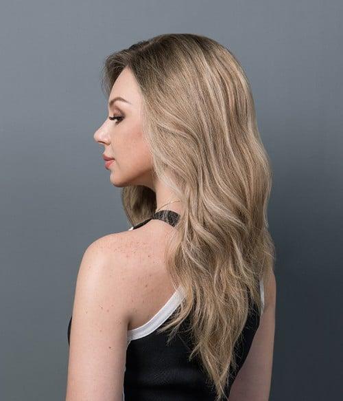 Lara -Remy Human Hair Lace Wig