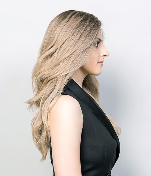 Iris Remy Human Hair Wig