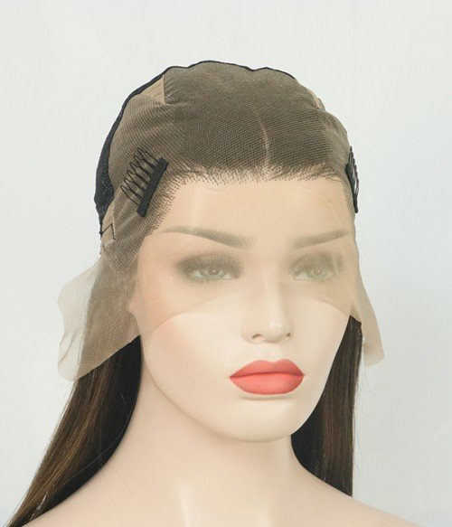 Perfection- Remy Human Hair Lace Wig-- Glueless Full Lace Cap