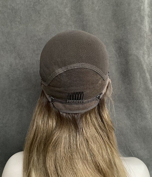 Inspiration- Remy Human Hair Lace Wig- Glueless full lace cap