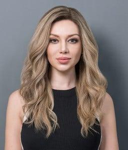 Lara | Blonde Balayage Remy Human Hair Lace Front Wig