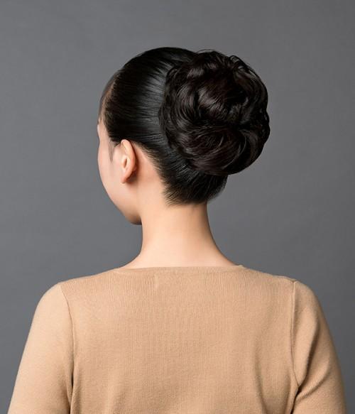 Classy Human Hair Wrap