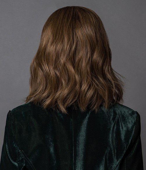 Zara mono top remy human hair wig