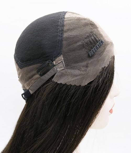 Silk Top Glueless Full Lace Cap
