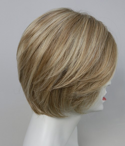 24-28R Sunflower Blonde | Golden Blonde with Ashy platinum Highlights