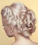 Pearl Rhinestone Twister Spiral Hair Pins Set (6 pcs)