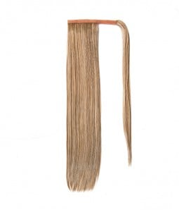 "Riley 21"" Wrap around Synthetic Ponytail Extension"