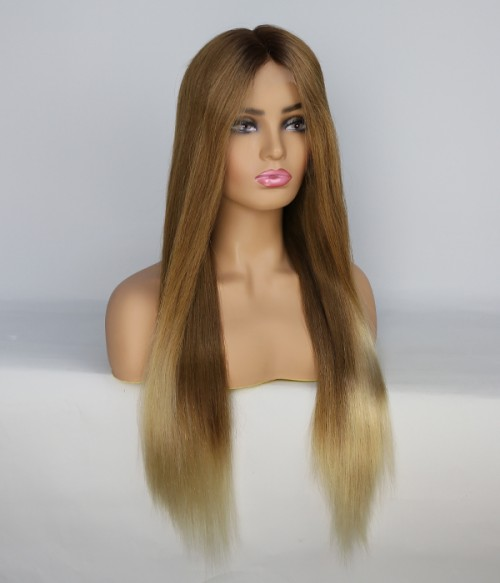 "Custom Inspiration | 24"" Remy Human Hair Lace Wig 