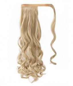 24-613 Summer Shandy | Light Blonde blended with Platinumum Blonde