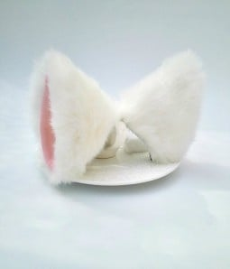 Limited Cat/ Fox Fur Ears Hair Clip | Halloween Cosplay Costume Ears